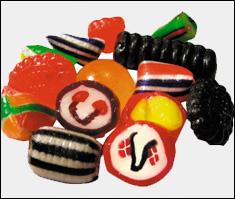 LOGO SLIK MED DIT LOGO - alt i logo slik og tyggegummi. Slik og tyggegummi med din virksomheds identitet.